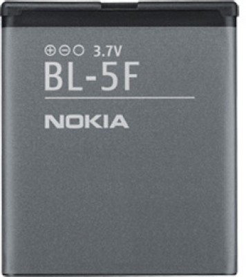 Buy Nokia Battery BL-5F: Battery