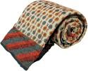 Little India Rajasthani Print Cotton Single Bed Razai Quilt 109 Modern Ethnic Quilt - Single