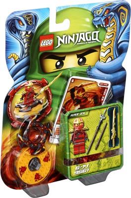 lego ninjago kai car instructions