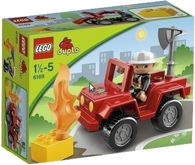 Buy Lego Fire Chief: Block Construction