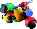 Mic O Mic Scooter - Construction Toy - Multicolor