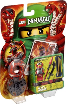Buy Lego Ninjago - Samurai X: Block Construction