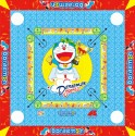 Doraemon 2-in-1 Carrom Board with Ludo Board Game