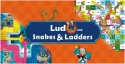 Toysbox Ludo And Snakes & Ladders-Big Board Game
