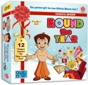 MadRat Games Chhota Bheem Round The Year Board Game