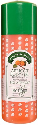 Buy Biotique Apricot Body Gel: Body Wash