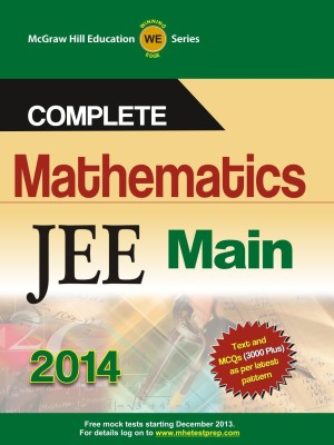Top 5 Best Mathematics Subject eBooks for IIT JEE MAIN 2014