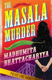 Buy The Masala Murder: Book