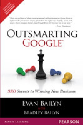 Outsmarting Google : SEO Secrets to Winning New Business price comparison at Flipkart, Amazon, Crossword, Uread, Bookadda, Landmark, Homeshop18