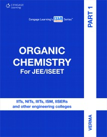 Organic Chemistry for JEE/ISEET: Part 1 (Paperback) by KS Verma