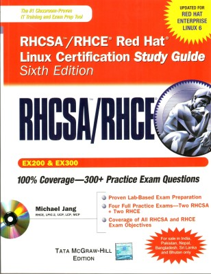 RHCE Red Hat Linux Certification Practice Exams with Virtual Machines (Exams EX200