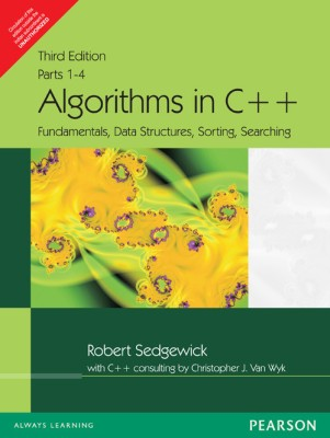 Buy Algorithms In C++ : Fundamentals, Data Structures, Sorting, Searching (Part 1 - 4) 3rd Edition: Book