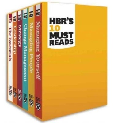 Buy HBR's 10 Must Reads Boxed Set ( Set of 6 Volumes ) Edition: Book
