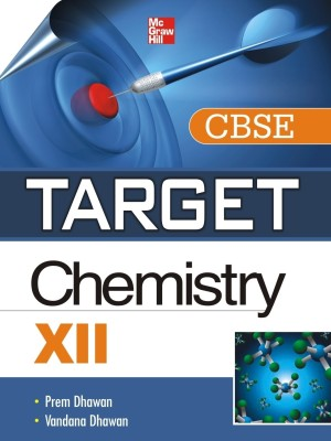 Buy TARGET CBSE Chemistry (Class - XII) 1st  Edition: Book