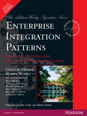 Enterprise Integration Patterns : Designing, Building, and Deploying Messaging Solutions 01 Edition price comparison at Flipkart, Amazon, Crossword, Uread, Bookadda, Landmark, Homeshop18