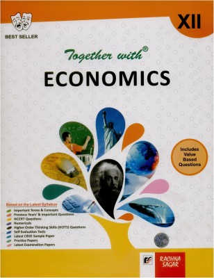 Buy Together with Economics for Class - XII 19th Edition: Book