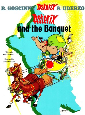 Asterix and the Banquet 5 price comparison at Flipkart, Amazon, Crossword, Uread, Bookadda, Landmark, Homeshop18