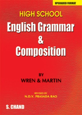 Buy High School English Grammar & Composition 01 Edition: Book