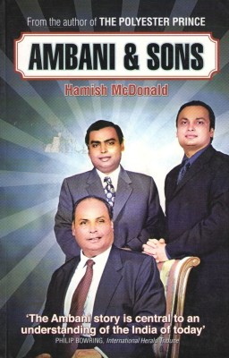 Buy Ambani & Sons: Book