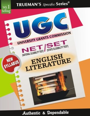 Buy Trueman's UGC NET National Eligibility Test/SET State Eligibility Test English Literature 01 Edition: Book