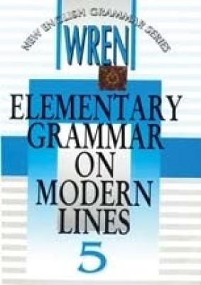Buy ELEMENTARY GRAMMER ON MODERN LINES 01 Edition: Book