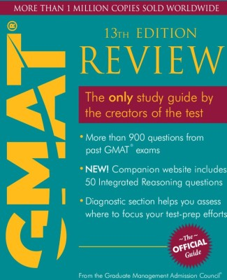 Buy The Official Guide for GMAT Review (With CD ROM) 13th Edition: Book