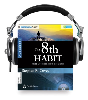Buy The 8th Habit From Effectiveness to Greatness Unabriged Edition: Book