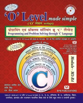 Buy O Level Made Simple Programming And Problem Solving