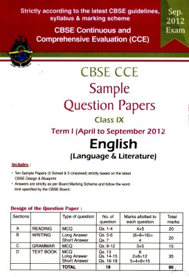 english term paper sample