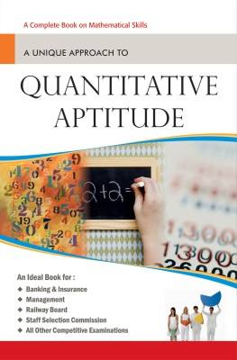 Best books for Quantitative Aptitude Preparation - Tips And Tutorials