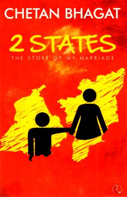 Buy 2 States: The Story of My Marriage 4th Edition: Book