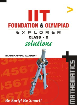 IIT Foundation: Maths Solutions (Class 10) 01 Edition price comparison at Flipkart, Amazon, Crossword, Uread, Bookadda, Landmark, Homeshop18
