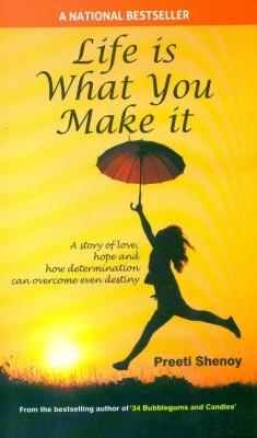 Buy Life Is What You Make It: Book