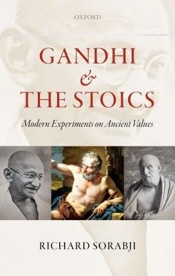 Gandhi and the Stoics: Modern Experiments on Ancient Values price comparison at Flipkart, Amazon, Crossword, Uread, Bookadda, Landmark, Homeshop18
