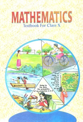 Buy NCERT : Mathematics Textbook For Class - X: Book