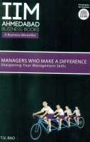 Managers Who Make a Difference: Sharpening Your Management Skills: Book