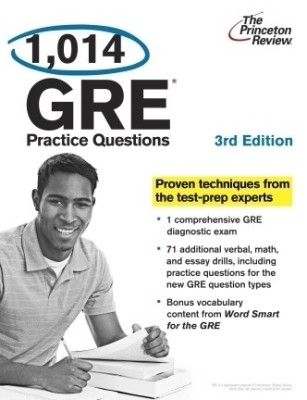 Buy 1,014 GRE Practice Questions: Book