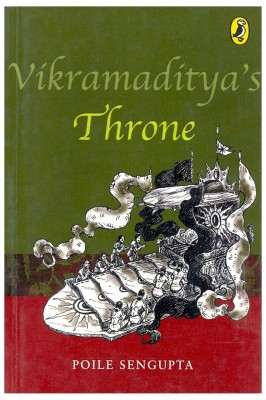 Buy Vikramaditya's Throne: Book
