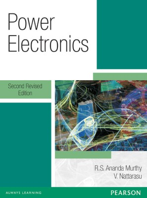 Power Electronics 2nd Edition By R  S  Ananda Murthy, V