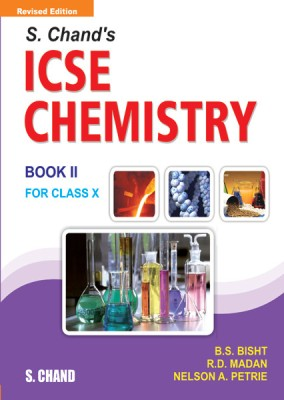S.CHAND'S ICSE CHEMISTRY X 01 Edition price comparison at Flipkart, Amazon, Crossword, Uread, Bookadda, Landmark, Homeshop18