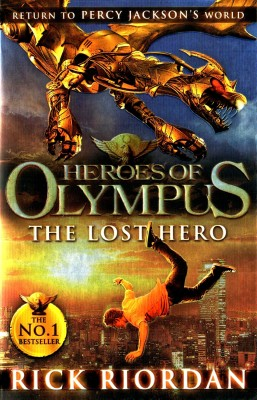 heroes of olympus the lost hero pdf
