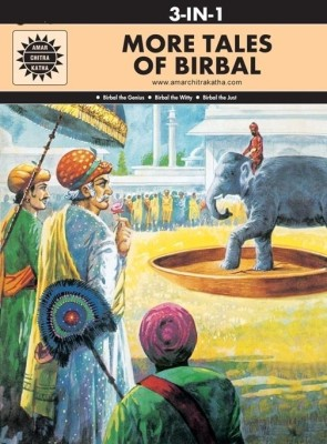 More Tales of Birbal (3 in 1) price comparison at Flipkart, Amazon, Crossword, Uread, Bookadda, Landmark, Homeshop18