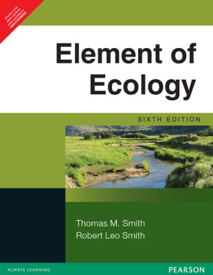 Elements of Ecology 6th  Edition price comparison at Flipkart, Amazon, Crossword, Uread, Bookadda, Landmark, Homeshop18