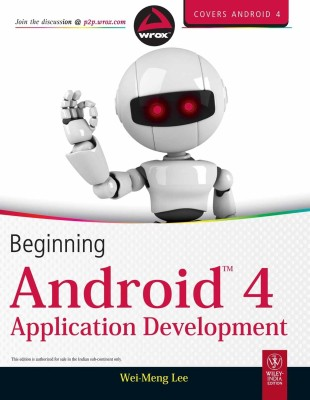 Buy Beginning Android 4 Application Development: Book