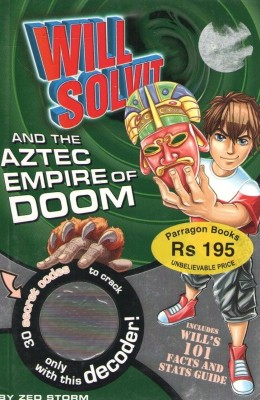 Buy The Aztec Empire Of Doom: Book