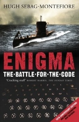 Enigma: The Battle For The Code price comparison at Flipkart, Amazon, Crossword, Uread, Bookadda, Landmark, Homeshop18