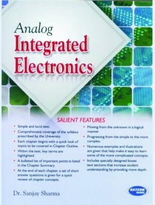 Analog Integrated Electronics price comparison at Flipkart, Amazon, Crossword, Uread, Bookadda, Landmark, Homeshop18