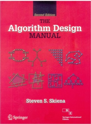 Buy The Algorithm Design Manual: Book