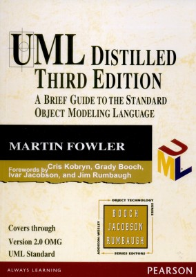 Buy UML Distilled : A Brief Guide to the Standard Object Modeling 3 Edition: Book