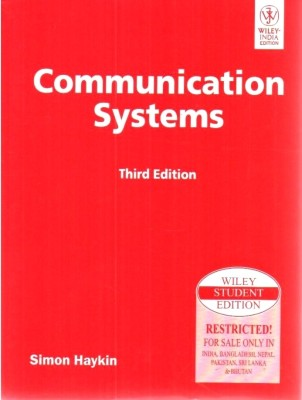 Buy Communication Systems 3 Edition: Book